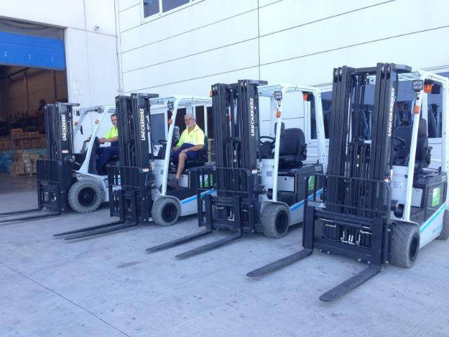 Valencia duplica su capacidad de almacenaje