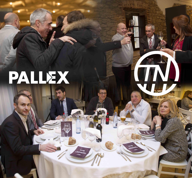 Envío de palets nacional: TransNatur PALLEX