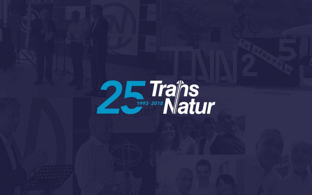25 años de TransNatur Norte